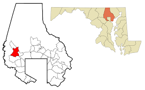 Baltimore City Council District Map Owings Mills Maryland Wikipedia