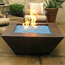 patio ideas uniflame wood burning outdoor fire pit wood burning