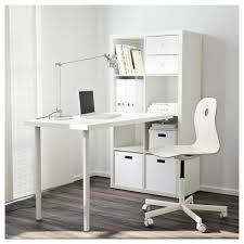 Secretary Desk Ikea by Kallax Workstation White Ikea