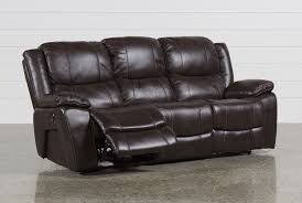 Power Reclining Sofa And Loveseat Sets Sampson Power Reclining Sofa Living Spaces