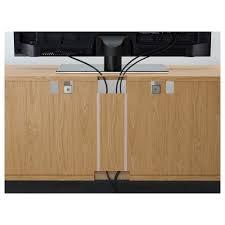 Ikea Besta Glass Doors by Bestå Tv Storage Combination Glass Doors Lappviken Sindvik Oak