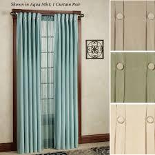artisan box pleated curtains