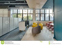 office in loft style stock photo image 88943009