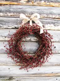 rustic christmas primitive country wreath christmas wreath rustic farmhouse
