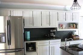 grey painted kitchen ideas with light wood cabinets and