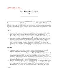 60 wills and testaments templates do i need a will how to