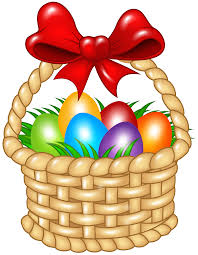 easter basket easter basket transparent png clip image gallery