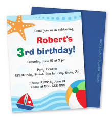 pool birthday party invitations archives more than invites