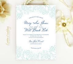 Wedding Invitations Nautical Theme - destination wedding invitations lemonwedding
