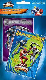 power rangers wrapping paper power rangers partyware