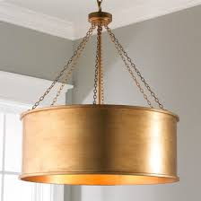 Drum Shade Pendant Light Drum Shade Pendant Lights And Dining Room Awesome Light Natural