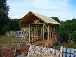 cabine de plage bois cabane bois blog de travaux et de bricolage pour la maison et le