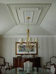 Tray Ceiling Painting Ideas Tray Ceiling With Crown Molding Talkbacktorick