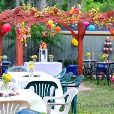 Unique Backyard Wedding Ideas by Conteporary Backyard Wedding Decoration Ideas 28641 Johnprice Co