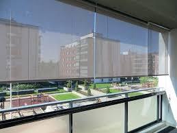 glas balkon balkon sonnenschutz rollo marcusredden