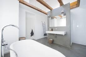 wohnideen minimalistische badezimmer moderne badezimmer ohne fliesen modernes bad ohne fliesen