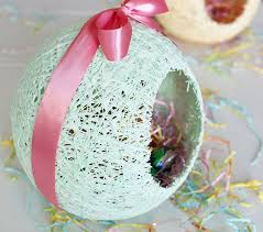 sugar easter eggs diy sugar string easter egg baskets melodrama