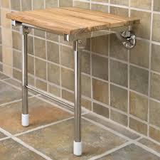 Bamboo Shower Floor Shower Seats Benches U0026 Stools Signature Hardware