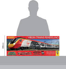 hornby r1155 virgin trains pendolino 00 gauge electric train set