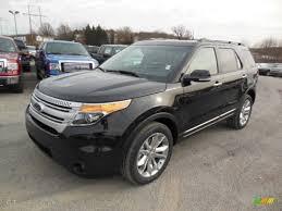Ford Explorer Grill Guard - img 2013 black ford explorer img tuxedo black metallic 2013