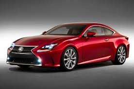 lexus targets 200 rc f 1400 total rc coupe monthly sales