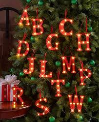 lighted marquee monogram ornaments ltd commodities