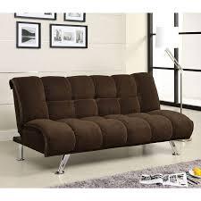 Cindy Crawford Denim Sofa Custom Cushions Midcentury Modern In - Custom sofa houston