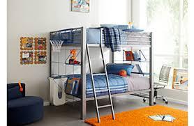 Girls Bunk Beds  Loft Beds With Desks Slides  Storage - Girls bunk bed with desk