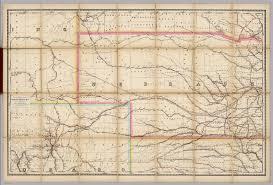 United States Railroad Map by Nebraska Colorado Railroad Map Of The United States David