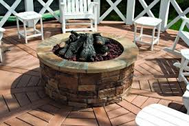 Stone Fire Pit Kit by Stone Age Fire Pit Kits For Sale Nj U0026 Ny