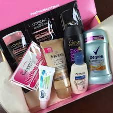 walmart beauty box summer 2016 subscription box review hello