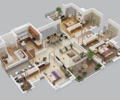 1 bedroom apartment house plans