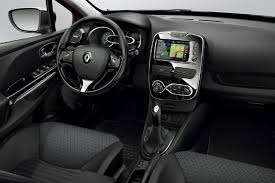 renault clio interior 2017 interior trends reduction in switchgear