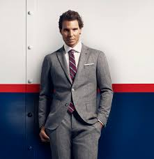 Rafa Nadal Tennis Clothing Photos Rafael Nadal For Tommy Hilfiger Tailored Collection
