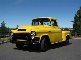 Classic Chevy Trucks 1956 - 1956 gmc 1 2 ton pickup for sale classiccars com cc 946911