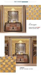 Home Decor Europe Europe Crystal Glass Mosaic Tiles Kitchen Tv Backsplash Wall