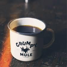grumpy mule grumpy mule enamel cups grumpy mule