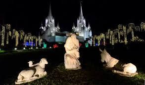 how mormon volunteers launch the best christmas lights in san