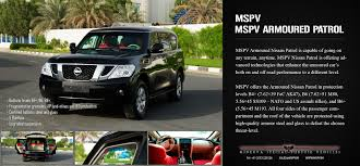 nissan lebanon armoured or bulletproof nissan patrol to india afghanistan