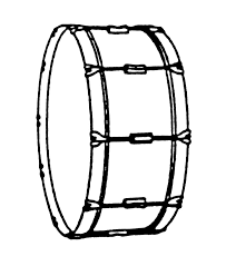 building a bass drum band