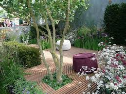 Small Walled Garden Ideas 55 Small Garden Design Ideas And Pictures Shelterness