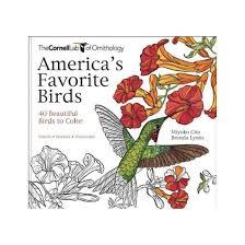 america u0027s favorite birds 40 beautiful birds color paperback