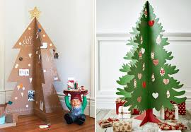 Christmas Decorations Christmas Tree Shop by 7 Alternative Christmas Trees For Tiny Homes 4betterhome