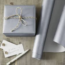 silver wrapping paper silver kraft wrapping paper 10m bluewater 10 00