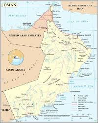 map of oman and uae but i to make it happen uae oman yemen journal