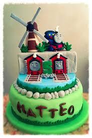 thomas train cake cake by maria stella cakesdecor