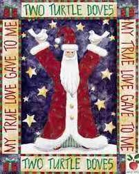twelve days of christmas christmas song lyrics 12 days