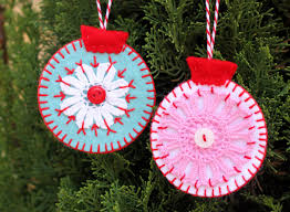 great ideas for making christmas ornaments design decorating