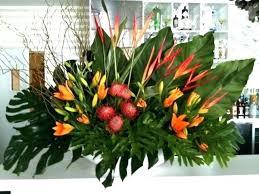 tropical flower arrangements tropical flower arrangements centerpieces tropical floral