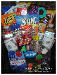 40th birthday delivery las vegas premier gift basket source offering the best selection